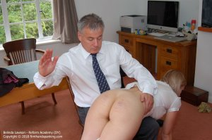 Firm Hand Spanking - Reform Academy - Dy - image 8