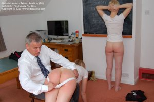 Firm Hand Spanking - Reform Academy - Dy - image 10