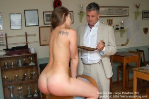 Firm Hand Spanking - Legal Penalties - Be - image 8