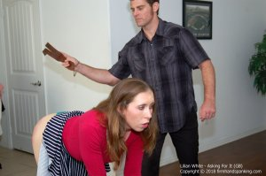 Firm Hand Spanking - Asking For It - Gb - image 6