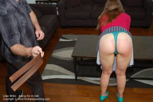 Firm Hand Spanking - Asking For It - Gb - image 5