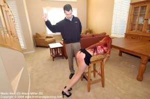 Firm Hand Spanking - Medic Alert - D - image 9