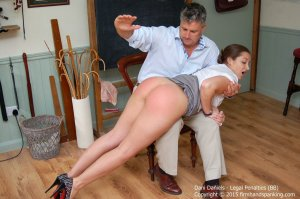 Firm Hand Spanking - Legal Penalties - Bb - image 1