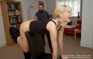 Firm Hand Spanking - Military Training - Bh - image 10
