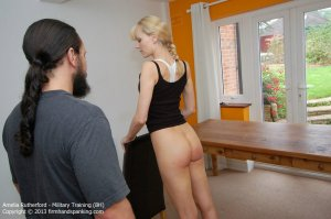 Firm Hand Spanking - Military Training - Bh - image 7