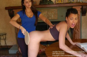 Firm Hand Spanking - College Girl Discipline - Bj - image 5