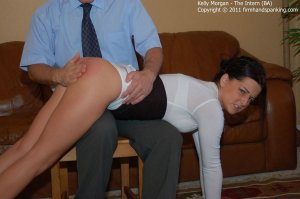 Firm Hand Spanking - The Intern - Ba - image 5