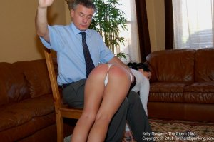 Firm Hand Spanking - The Intern - Ba - image 6