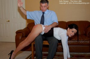 Firm Hand Spanking - The Intern - Ba - image 13