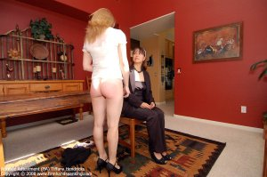 Firm Hand Spanking - Attitude Adjustment - Ba - image 2