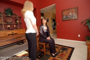 Firm Hand Spanking - Attitude Adjustment - Ba - image 14