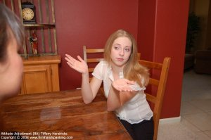 Firm Hand Spanking - Attitude Adjustment - Ba - image 1