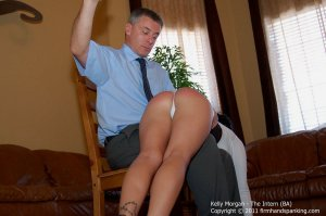 Firm Hand Spanking - The Intern - Ba - image 12