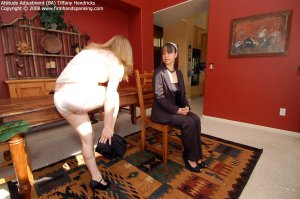Firm Hand Spanking - Attitude Adjustment - Ba - image 13