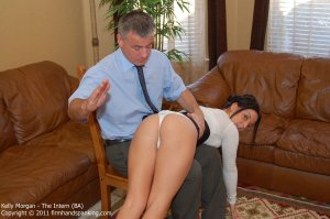 Firm Hand Spanking - The Intern - Ba - image 18