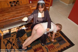 Firm Hand Spanking - Attitude Adjustment - Ba - image 12
