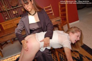 Firm Hand Spanking - Attitude Adjustment - Ba - image 7