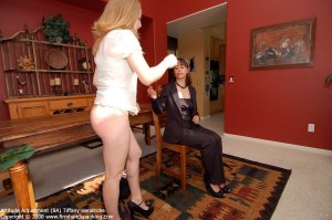 Firm Hand Spanking - Attitude Adjustment - Ba - image 4