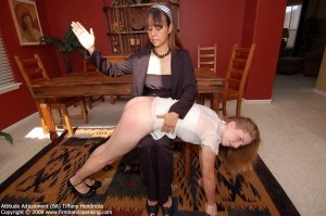 Firm Hand Spanking - Attitude Adjustment - Ba - image 18