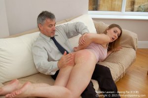 Firm Hand Spanking - Asking For It - Cb - image 4