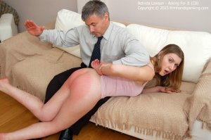 Firm Hand Spanking - Asking For It - Cb - image 3