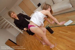 Firm Hand Spanking - Sisterly Feelings - C - image 7