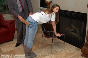 Firm Hand Spanking - Private School - Dg - image 8