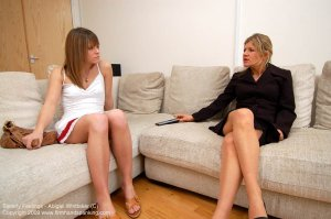 Firm Hand Spanking - Sisterly Feelings - C - image 4