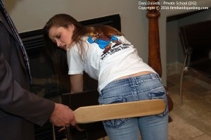 Firm Hand Spanking - Private School - Dg - image 2
