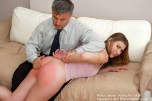 Firm Hand Spanking - Asking For It - Cb - image 2