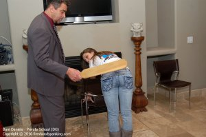 Firm Hand Spanking - Private School - Dg - image 1