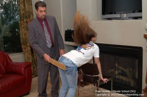 Firm Hand Spanking - Private School - Dg - image 7