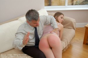 Firm Hand Spanking - Asking For It - Cb - image 9
