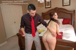 Firm Hand Spanking - Paid In Full - M - image 14