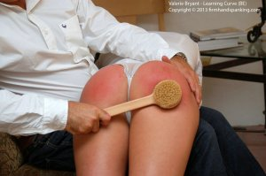 Firm Hand Spanking - Learning Curve - Be - image 1