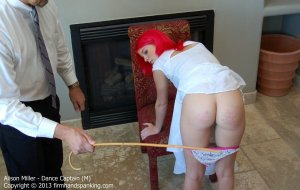 Firm Hand Spanking - Dance Captain - M - image 2