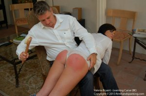 Firm Hand Spanking - Learning Curve - Be - image 3