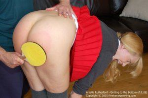 Firm Hand Spanking - Getting To The Bottom Of It - B - image 2