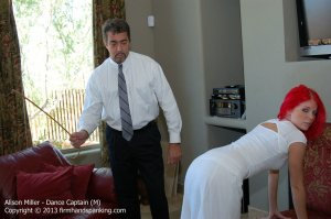 Firm Hand Spanking - Dance Captain - M - image 8
