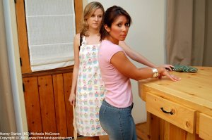 Firm Hand Spanking - Nanny Diaries - G - image 5