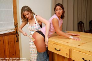 Firm Hand Spanking - Nanny Diaries - G - image 8