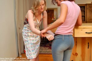 Firm Hand Spanking - Nanny Diaries - G - image 2