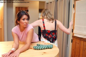 Firm Hand Spanking - Nanny Diaries - G - image 10
