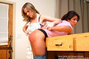 Firm Hand Spanking - Nanny Diaries - G - image 13