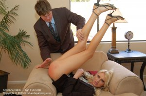 Firm Hand Spanking - High Fliers - D - image 14