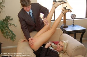 Firm Hand Spanking - High Fliers - D - image 3