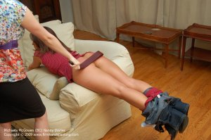 Firm Hand Spanking - Nanny Diaries - C - image 5