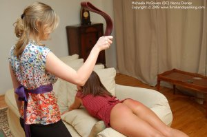 Firm Hand Spanking - Nanny Diaries - C - image 8