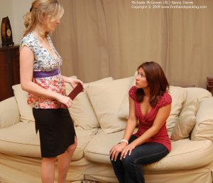 Firm Hand Spanking - Nanny Diaries - C - image 14