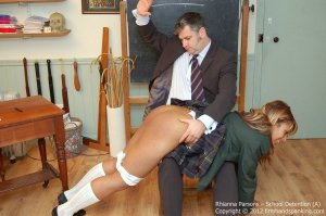 Firm Hand Spanking - School Detention - A - image 14